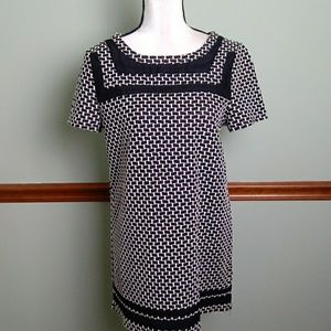 Anthropologie postmark size medium dress
